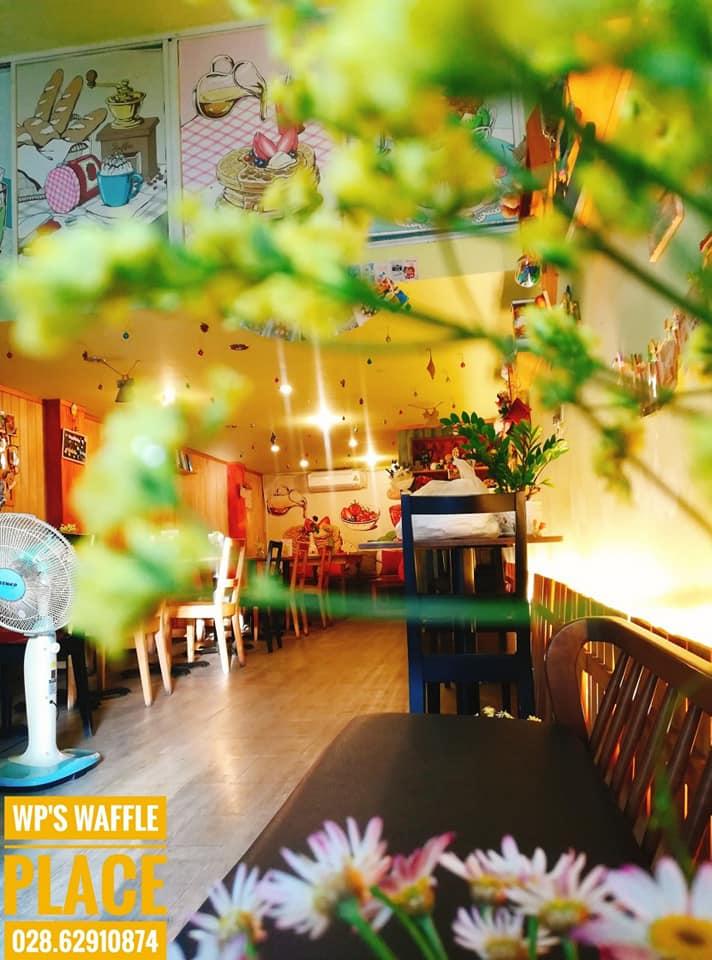 Tổ Ong Nướng coffee shop
