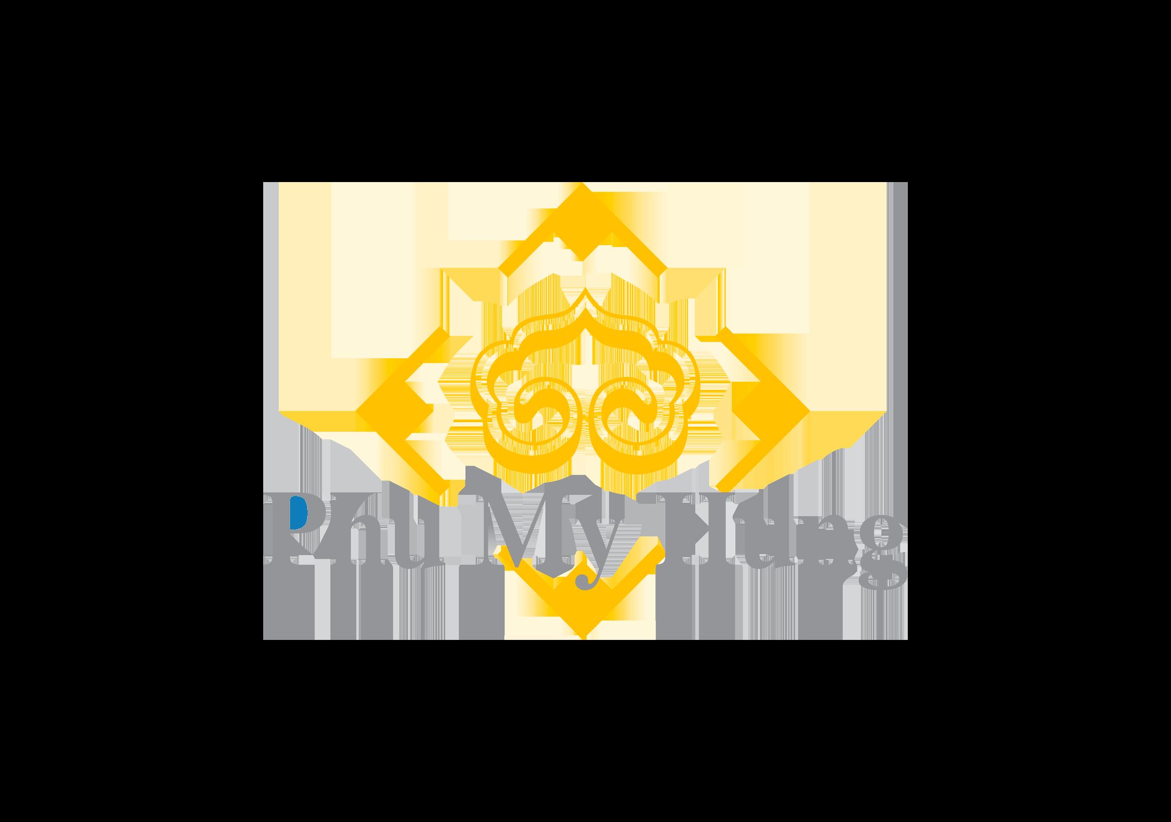 Phu My hung logo vector
