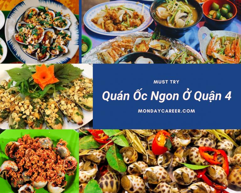 Quán Ốc Ngon Quận 4 | Quán Ốc Ngon | Mondaycareer.com