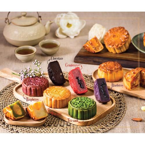 Bánh Givral Top 10 Tiệm Bánh Trung Thu Ngon Nhất Việt Nam
