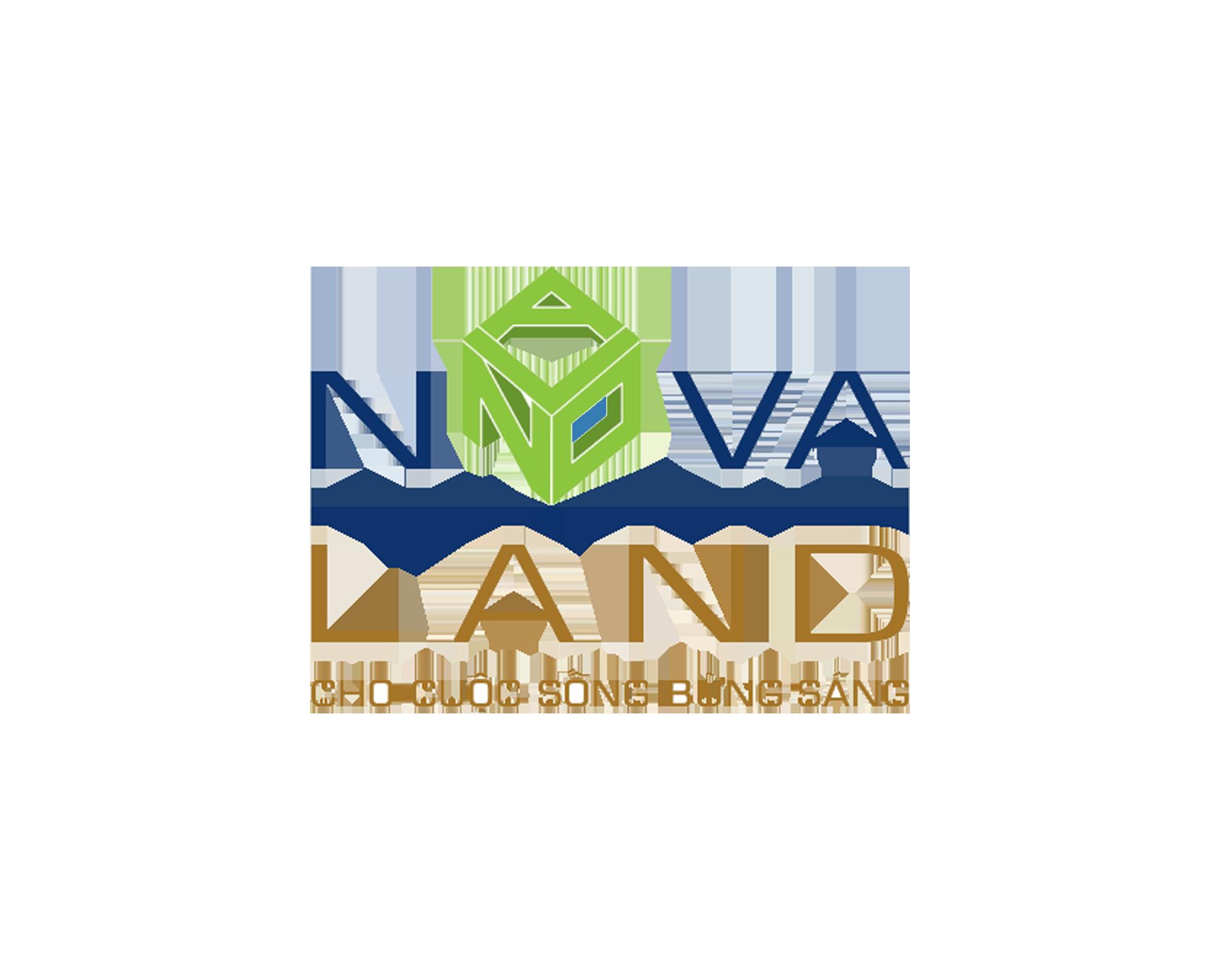 Novaland logo vector