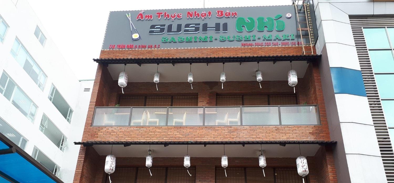 sushi nhi