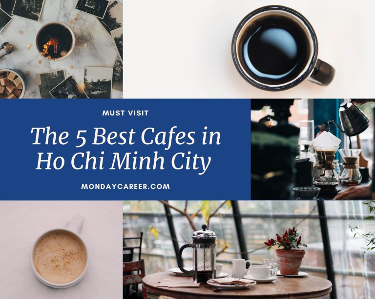 top 5 cafe shop in ho chi minh