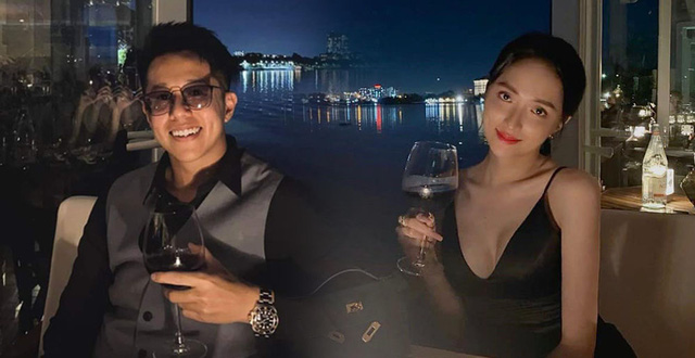 Huong Giang và Matt Liu - MC