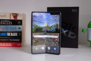 Samsung Galaxy Z Fold 2 Siêu phẩm của sự đột phá