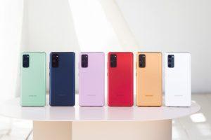 Galaxy S20 FE - MC