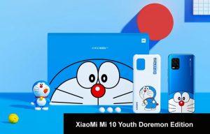xiaomi mi 10 youth doremon edition