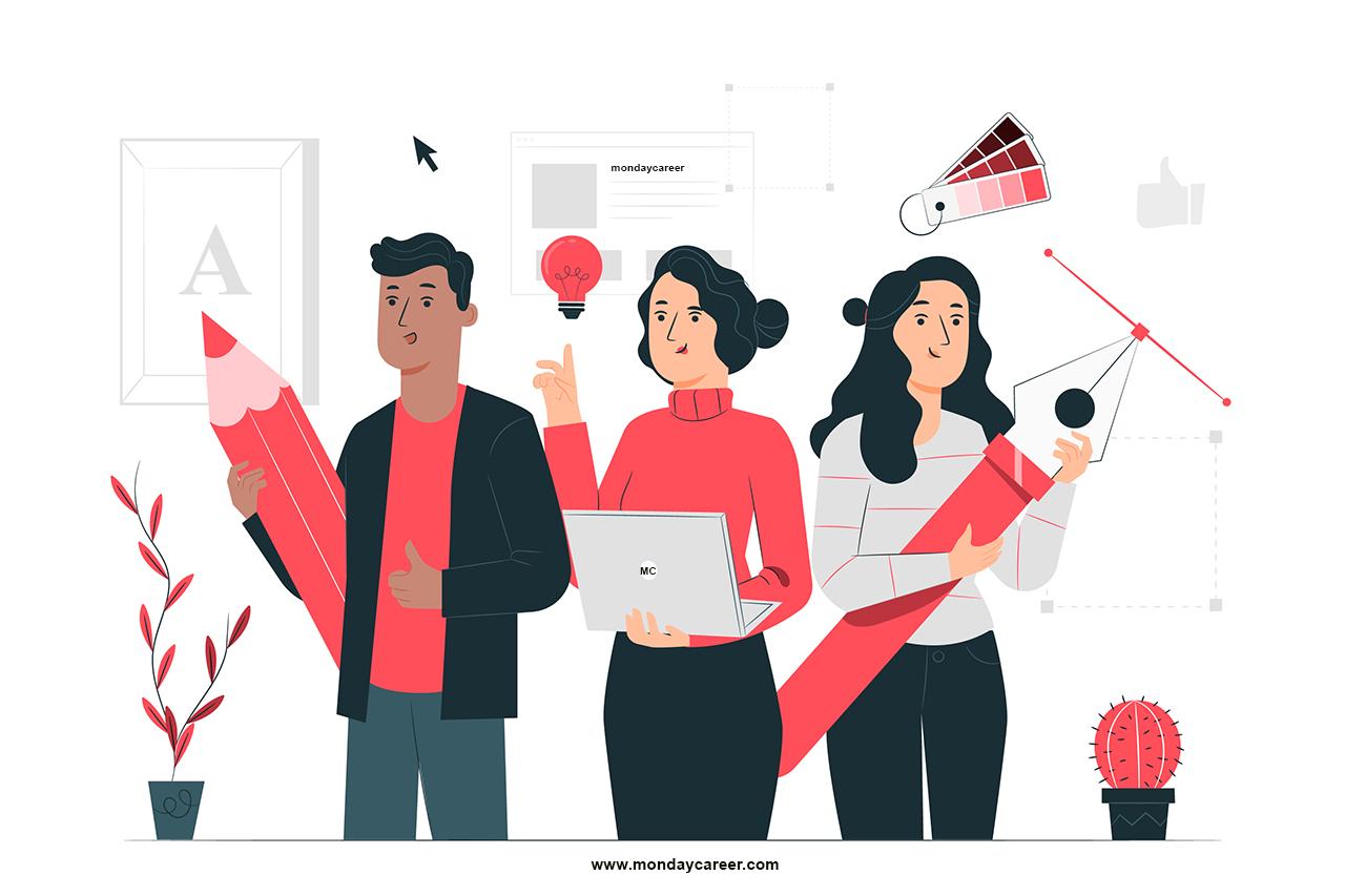 Concept và các ngành nghề