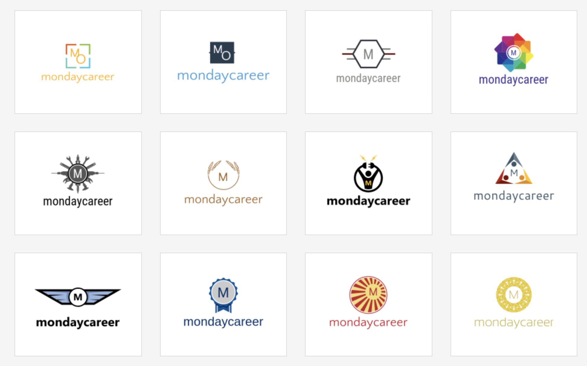 8 ứng dụng thiết kế logo online chuẩn không cần chỉnh