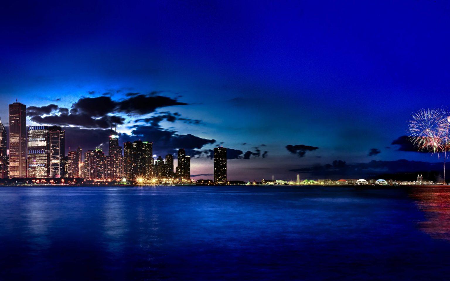 background thành phố đẹp hiện đại cho điện thoại