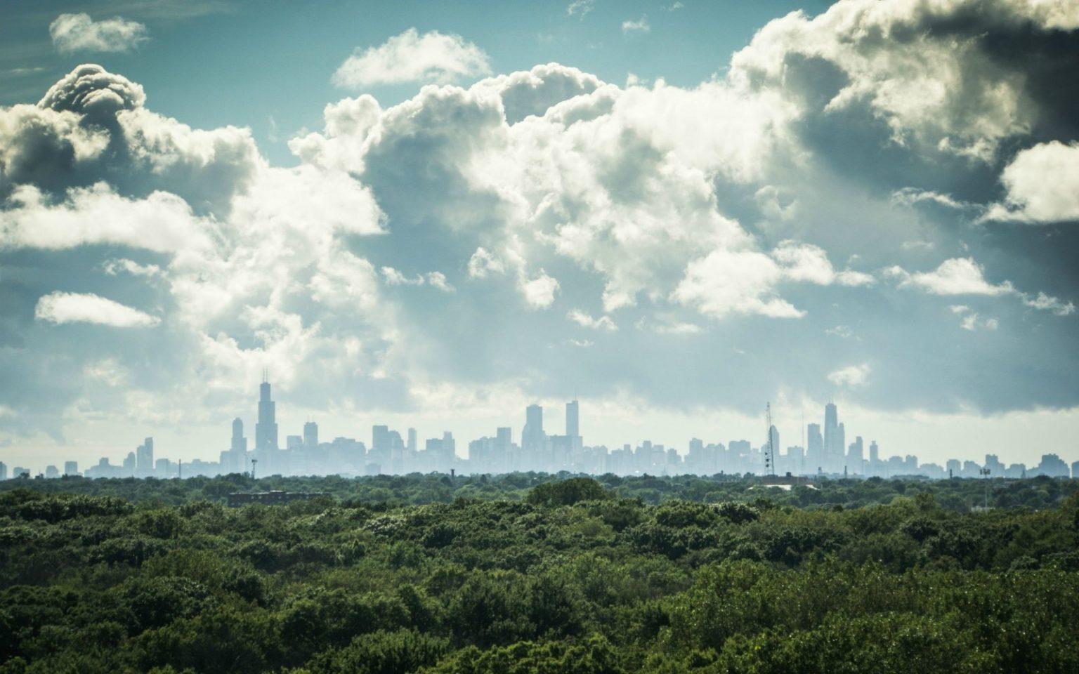 background thành phố đẹp hiện đại cho facebook