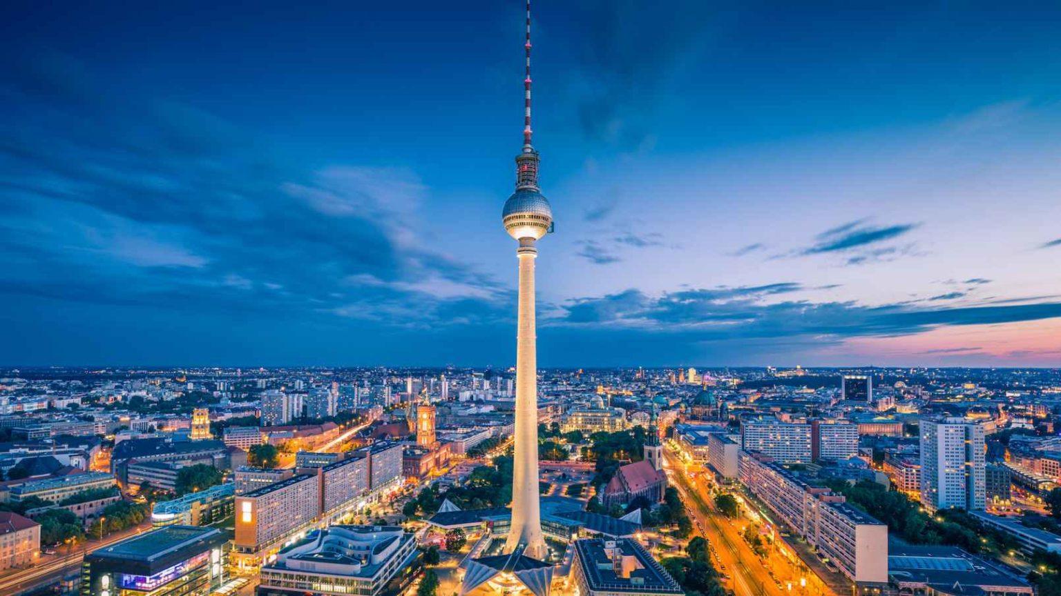 background thành phố đẹp hiện đại cho iphone