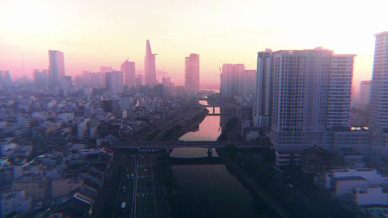 thành phố tấp nập