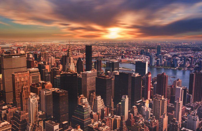 thành phố xế chiều
