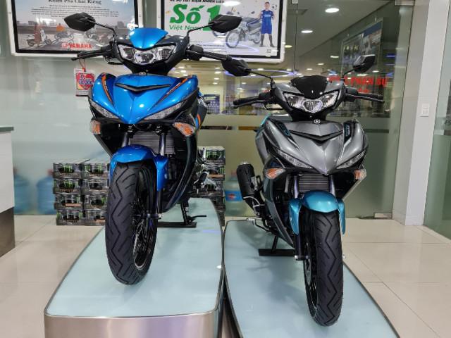 Dòng xe Yamaha Exciter 155 mới ra mắt thu hút đông đảo sự quan khách hàng