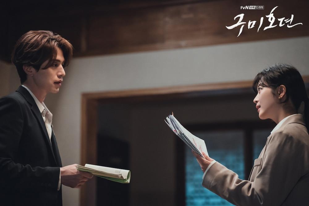 Jo Bo Ah và Lee Dong Wook tập lại trước khi quay