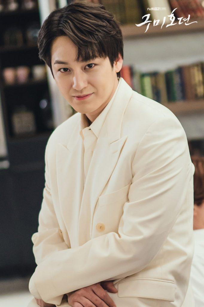 Kim Bum trong vai phản diện em trai Lee Dong Wook nhưng cũng không kém phần đáng yêu