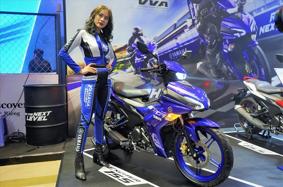Thiết kế bắt mắt của Yamaha Exciter 155