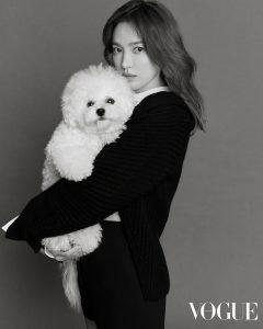 nữ hoàng tạp chí song hye kyo