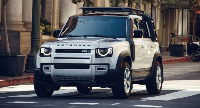 nhà Volkswagen Group bị Jaguar Land Rover kiện