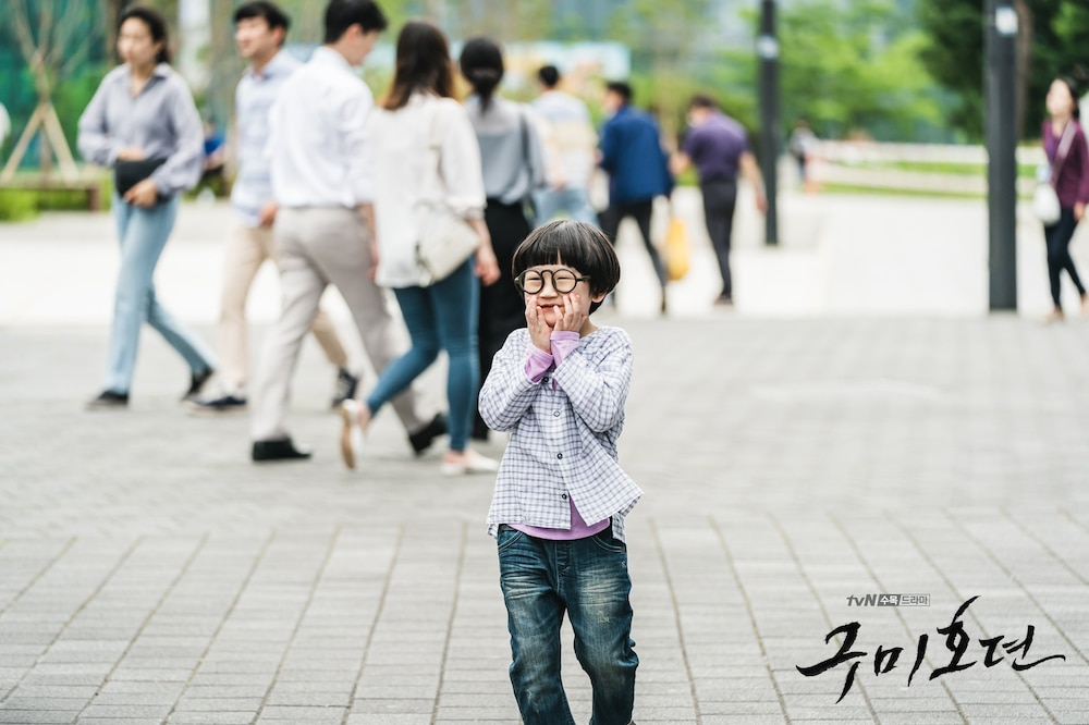 thiên thần Jung Si Yool siêu cấp đáng yêu đốn tim hội của Lee Dong Wook và khán giả