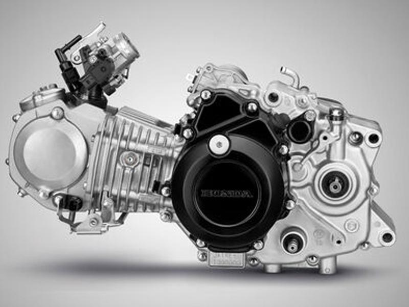 Động cơ của Honda Wave 110i 2021