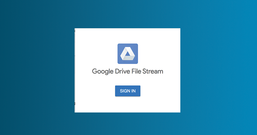 Ứng dụng Google Drive File Stream đổi tên trên máy tính bàn và hỗ trợ Mac M1