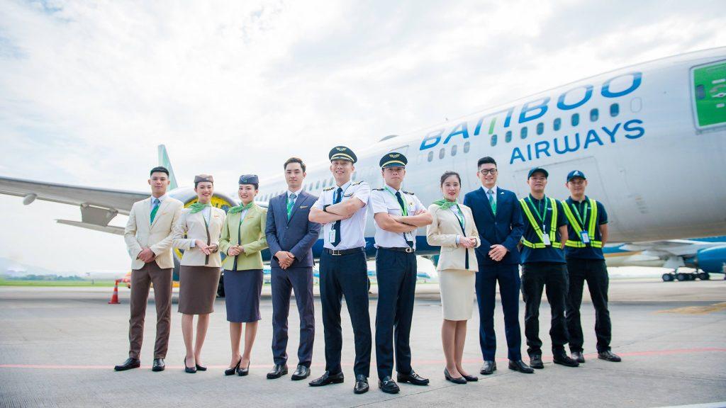 2020 có thể được xem là năm của Bamboo Airways trong ngành hàng không