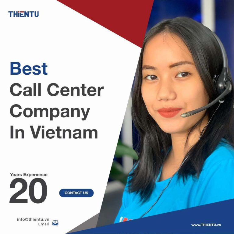 Best call center company in Vietnam