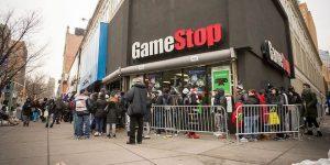 Cổ phiếu Gamestop