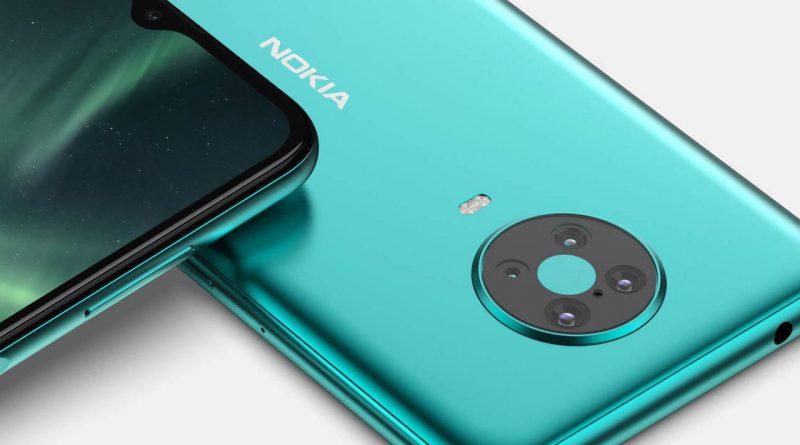 Cụm camera của siêu phẩm Nokia 6.4