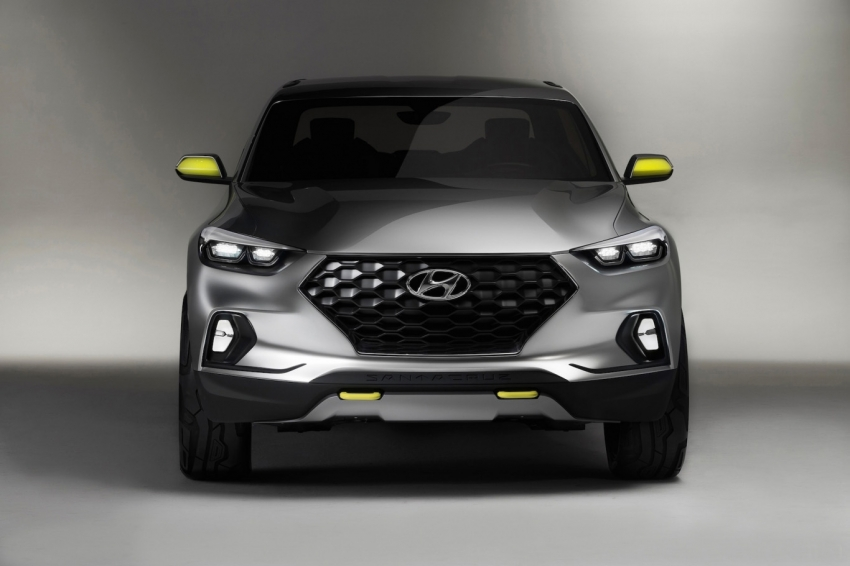 Dân mê xe đang phát sốt với dòng xe bán tải Hyundai Santa Cruz mới