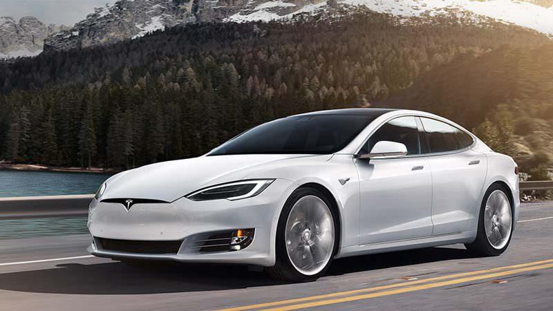Dòng ô tô điện hãng xe Tesla đang trong top dẫn đầu doanh số năm 2020