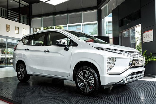 Dòng xe Mitsubishi Xpander được ưa chuộng của hãng