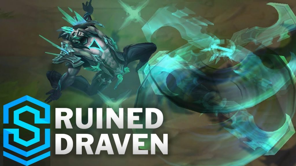 Draven Đại Suy Vong trong Riot Games