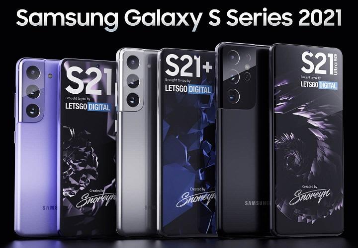 Galaxy S21 thông số kỹ thuật