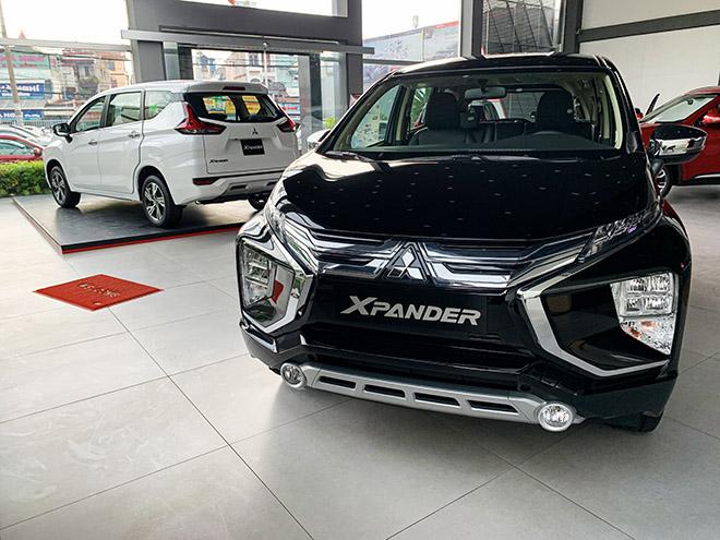Giá bán ra của xe Mitsubishi Xpander lăn bánh tháng 01.2021