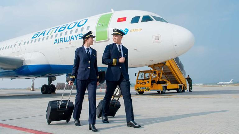 Hãng Bamboo Airways tiếp tục mở rộng kinh doanh dù tình hình Covid-19 căng thẳng