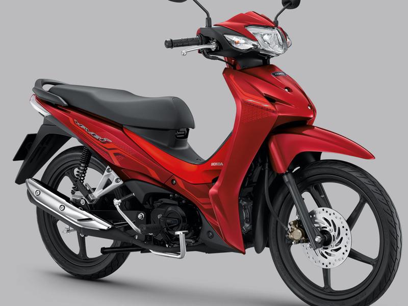 Hình ảnh chiếc xe Honda Wave 110i 2021