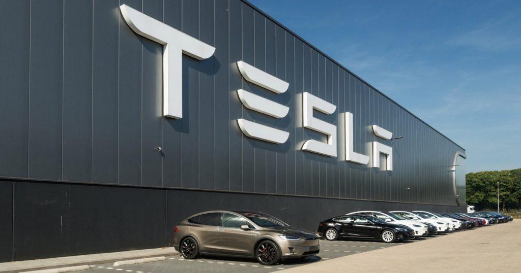 Năm 2020 - đầu 2021 đại thắng của cổ phiếu Tesla