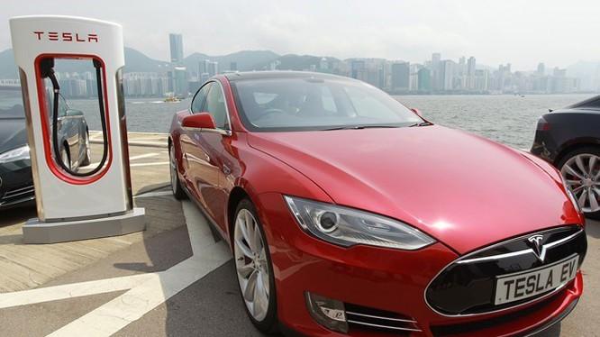 Những con số chóng mặt mà ô tô điện đem lại cho Tesla