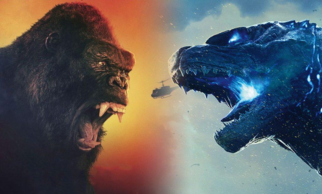 Sẽ ra sao khi hai quái vật Godzilla vs Kong phân thắng bại