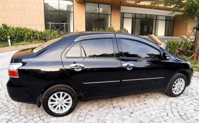 Thời gian gần đây xe Toyota Vios được bán với giá rẻ bất ngờ