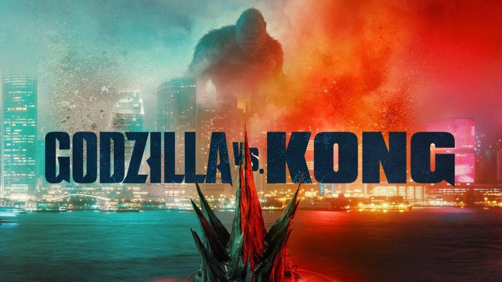 Trận chiến nghẹt thở của Godzilla vs Kong trong siêu phẩm phim sắp ra mắt