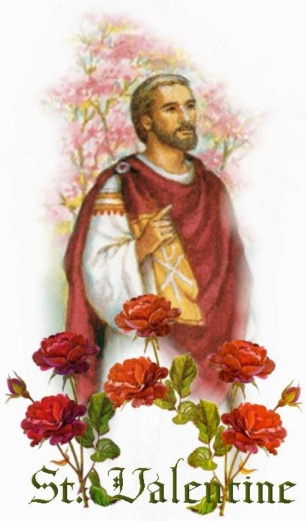 Vị Thánh biểu trưng cho ngày lễ tình nhân valentine
