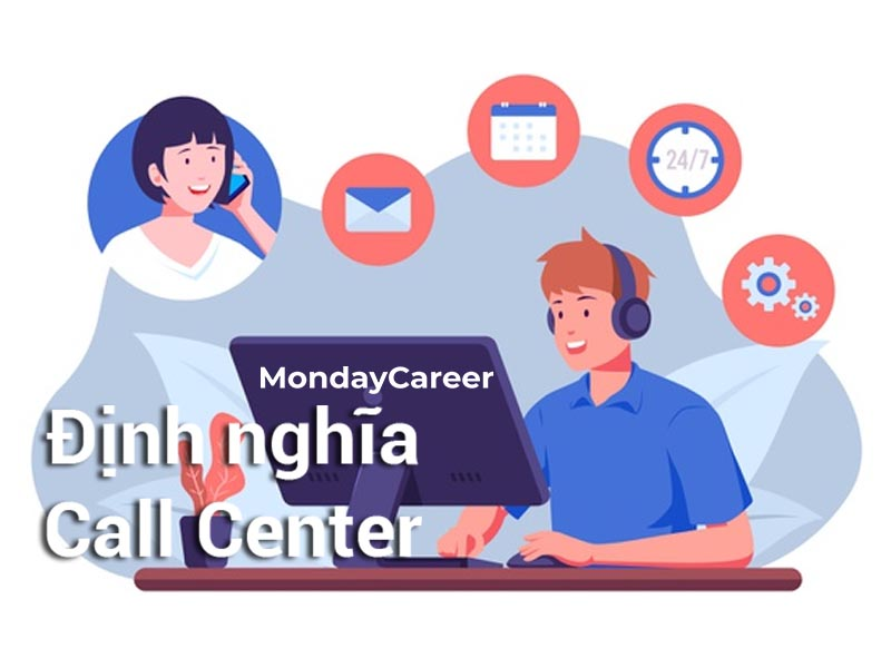Định nghĩa call center là gì