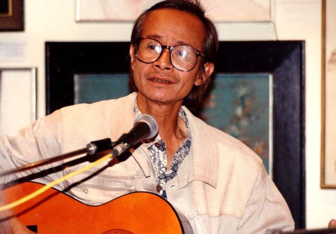Nhạc Sỹ Trịnh Công Sơn