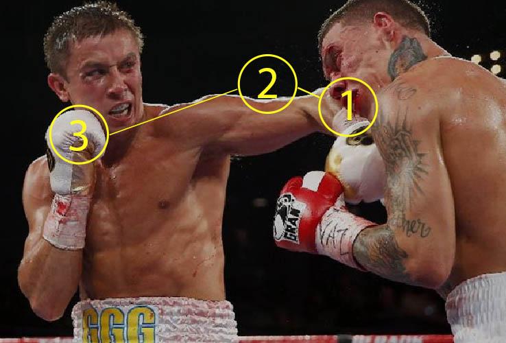 Hướng dẫn cú đấm ngang hook boxing