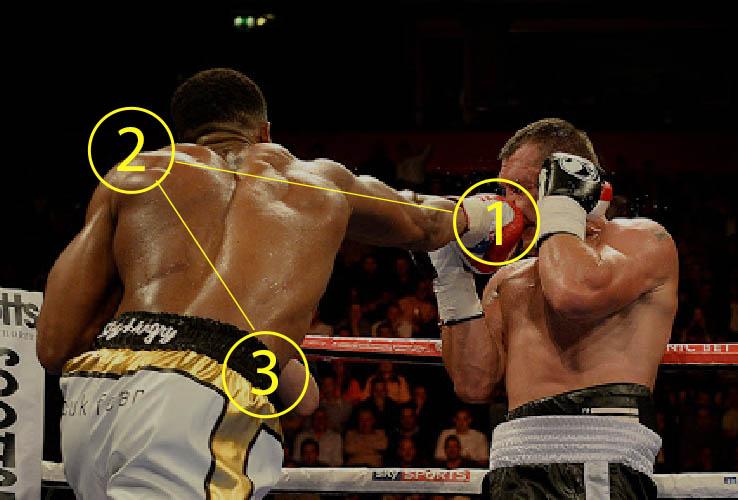 Hướng dẫn cú đấm tay sau Straight boxing