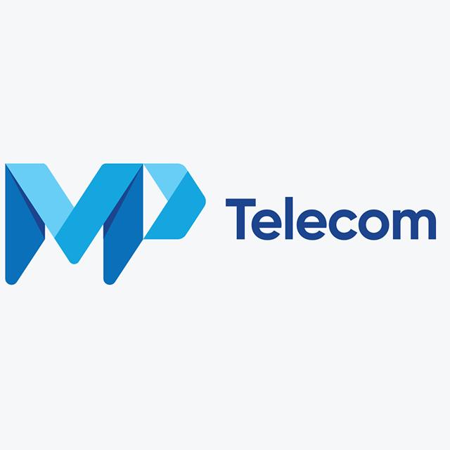 Công ty MP telecom logo